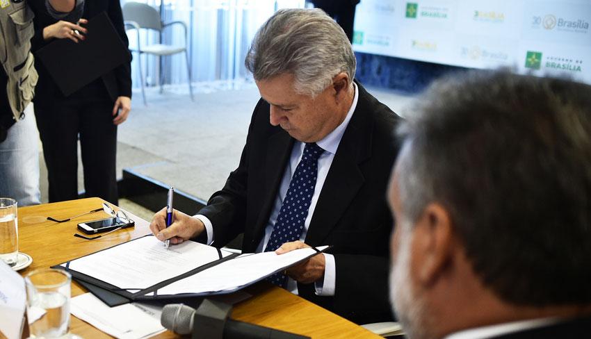 Copep assinatura do decreto prodf rollemberg