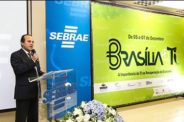 Resultado de imagem para Mostra Brasília + TI