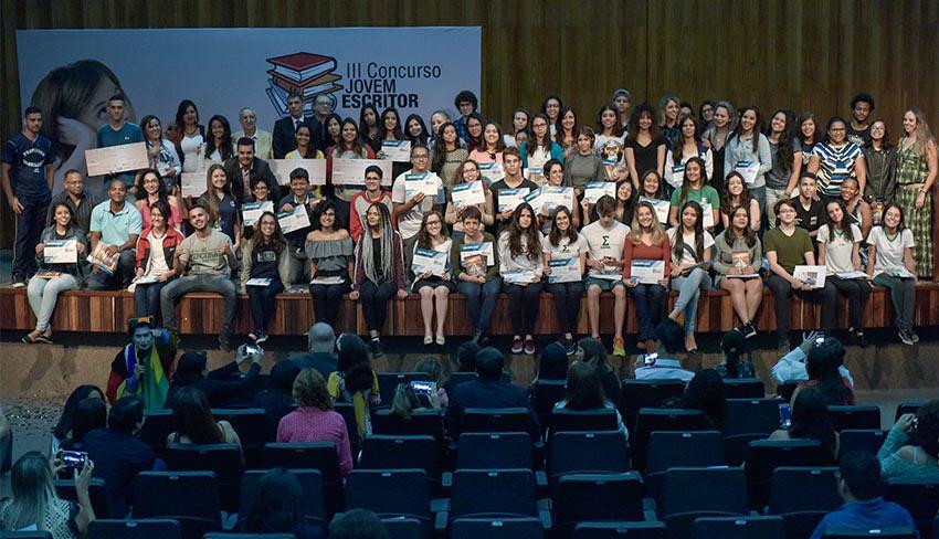 premio jovem escritor alunos sesi sesi df sistemafibra