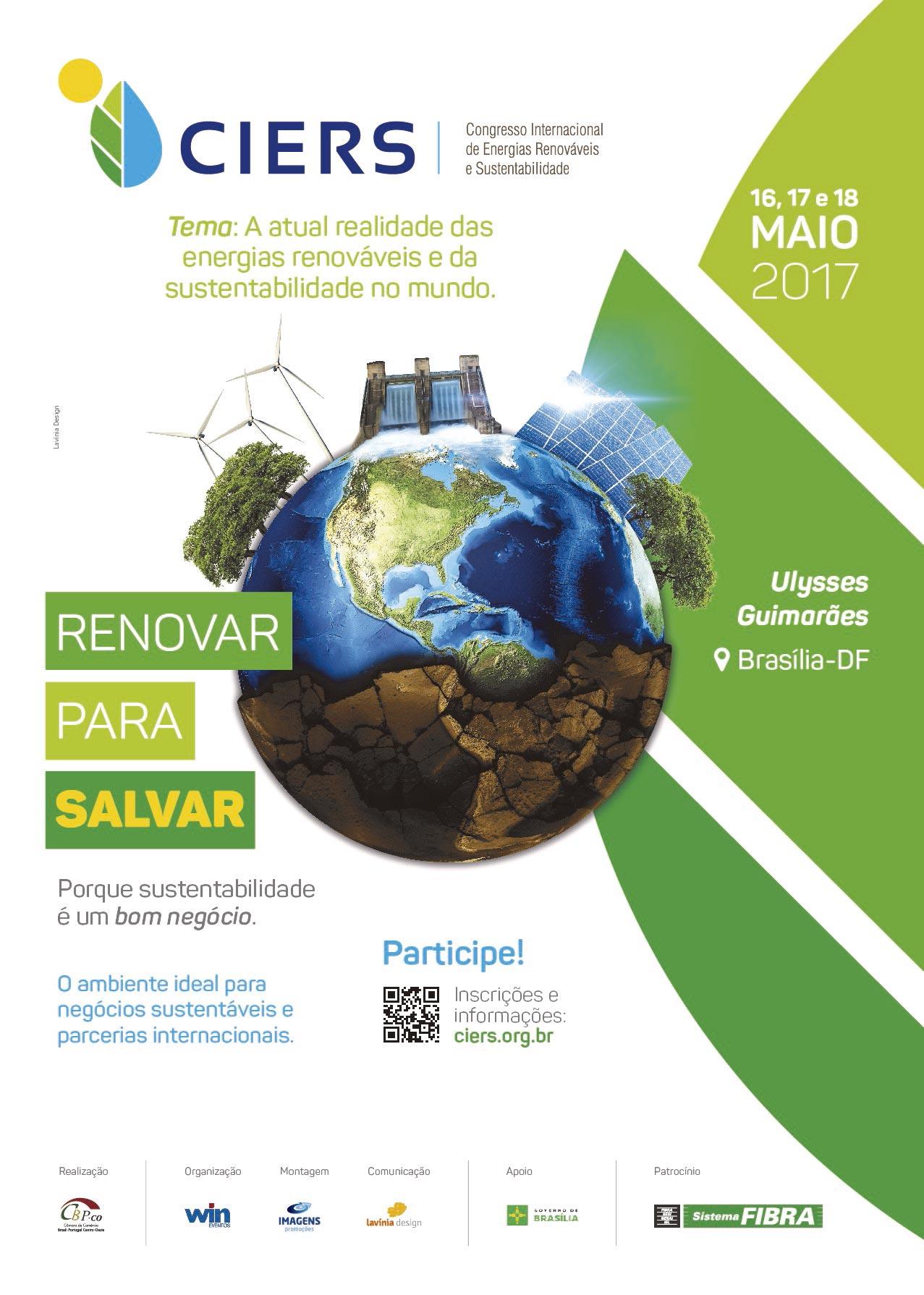 congresso energias renovaveis