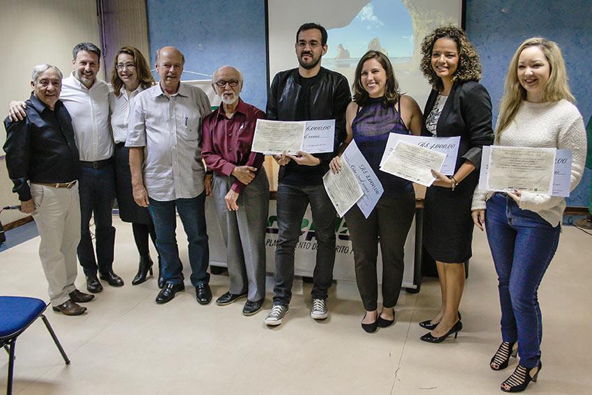 05 12 2018 4 Premio Codeplam de trabalhos cientificos Foto Moacir Evangelista 2
