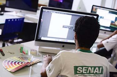Senai DF Curso Design Grafico Foto Cristiano Costa 22.07.2015