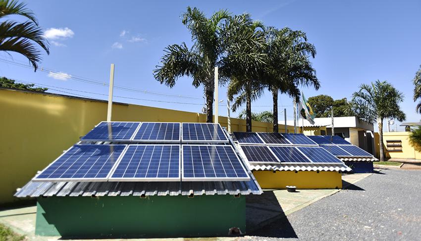 Resultado de imagem para fabrica social df energia solar